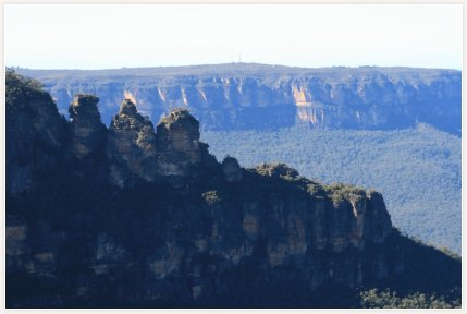KMcN Three Sisters Blue Mountains - New South Wales
